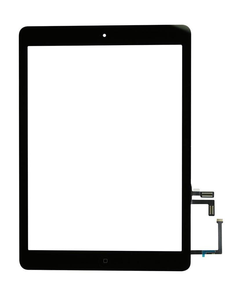 Display, Glas, Digitizer - iPad Air - Svart