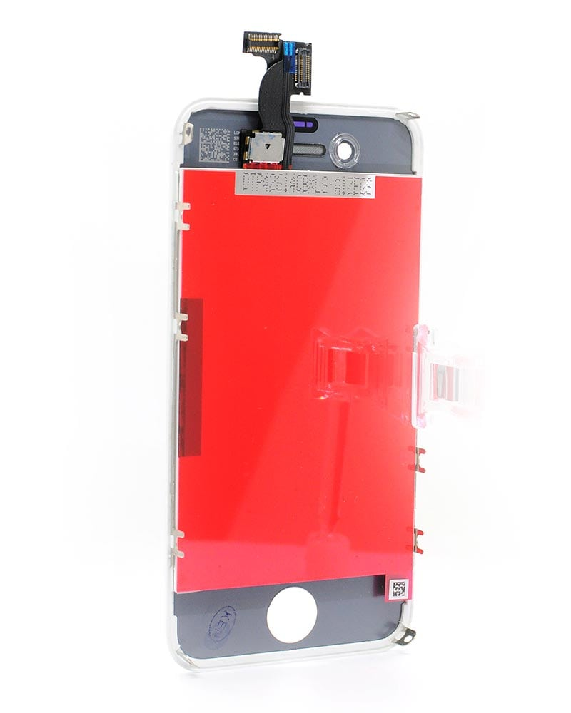Display, Glas - iPhone 4 - Vit