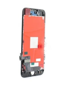 Display, Glas, Skärm, Display - iPhone 8 - Svart