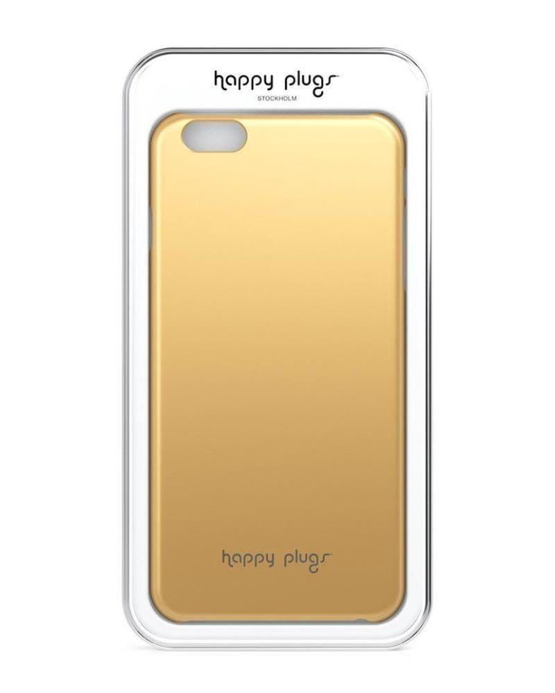 Happy plugs - Guld - iPhone