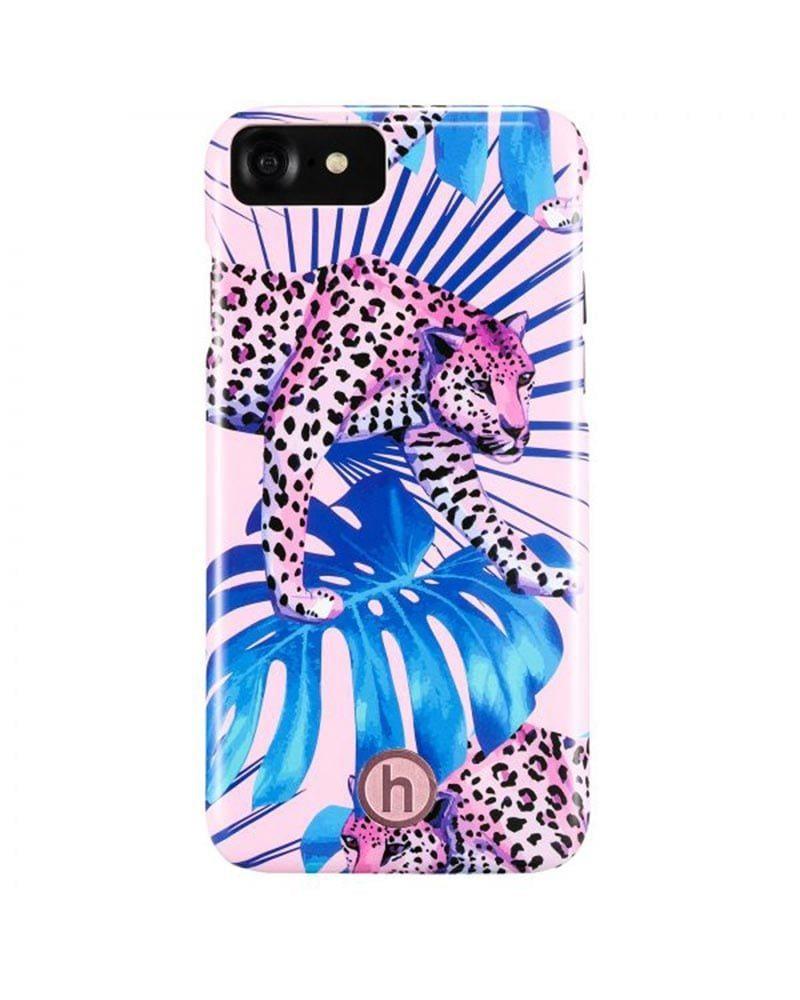 Holdit - Tropicat/Leopard/Tropical - Mobilskal iPhone 6/7/8