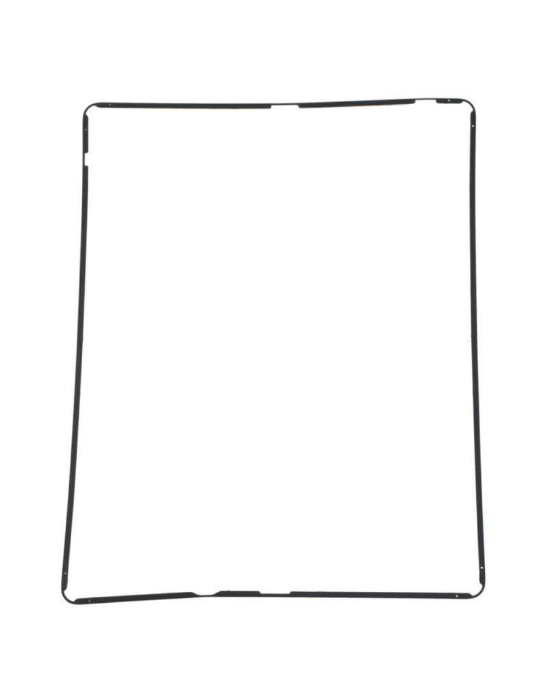 Plastram/Bezel/Ram - iPad 2 - Svart