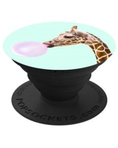 PopSocket - Bubble Gum Giraffe