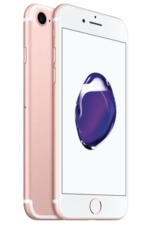 iPhone 7, Roséguld, 128GB, Begagnad