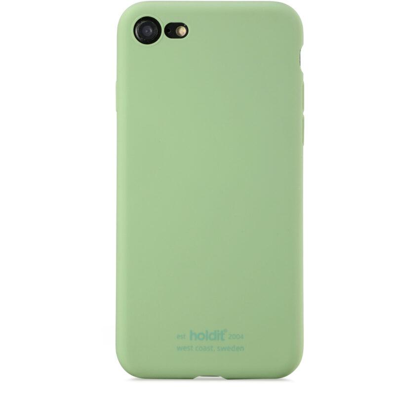 Silikonskal iPhone 7/8/SE 2020 Jade Green