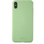 Silikonskal iPhone XS Max Jade Green
