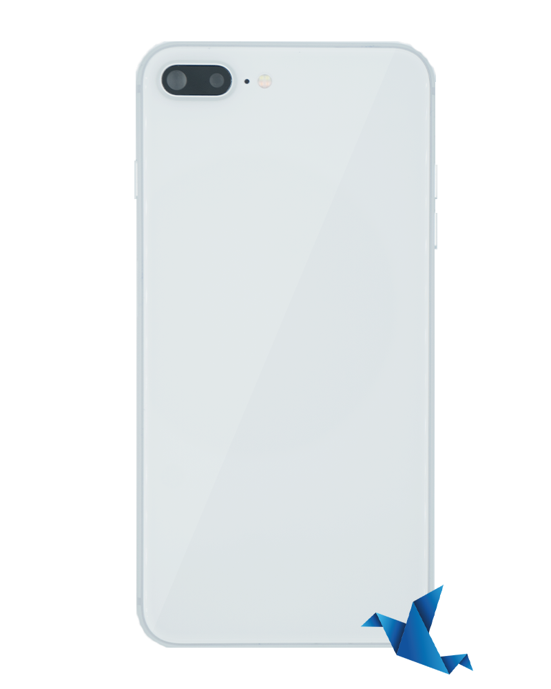 iPhone 8 Plus Baksida