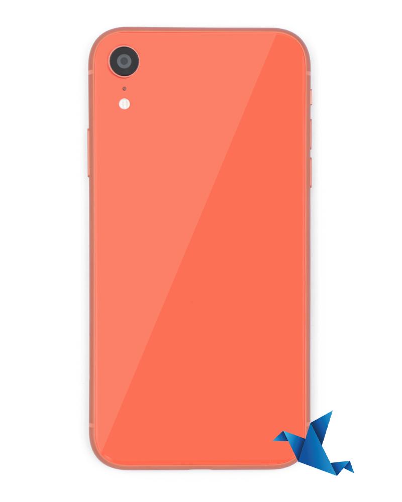 iPhone XR Baksida