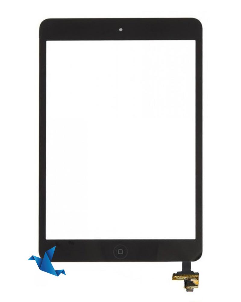 iPad Mini 2 Skärm Svart