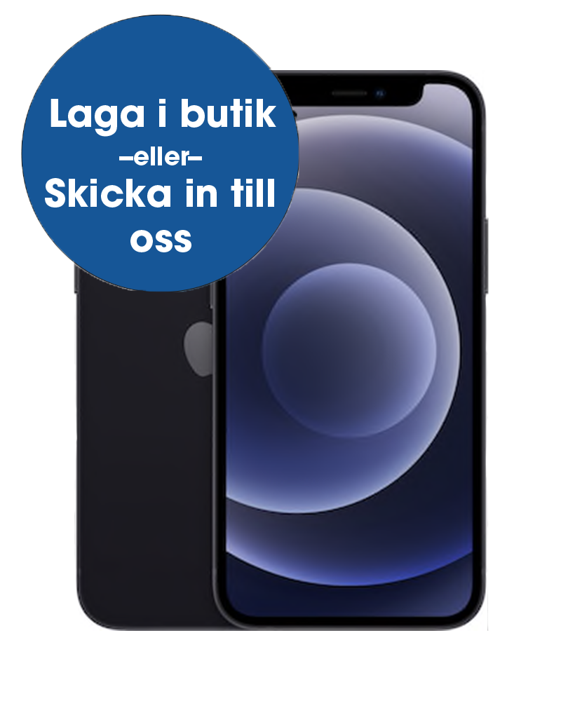 iPhone 12 Mini Byte av Av/På-knapp