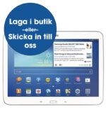 Samsung tab 3 10.1 byte av laddport